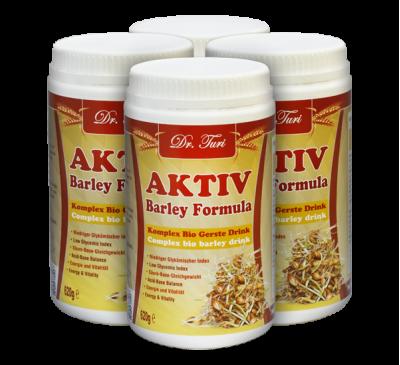 AKTIV Barley Formula  (4 x 620g)