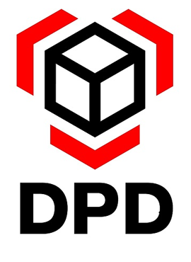 Wir versenden mit DPD